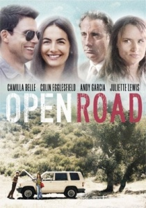 Open Road movie poster