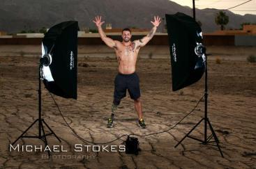 Michael Stokes Portrait