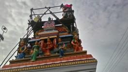 The Gopura (Monumental Tower)