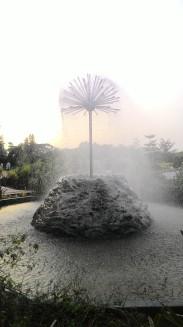 Fountain ..