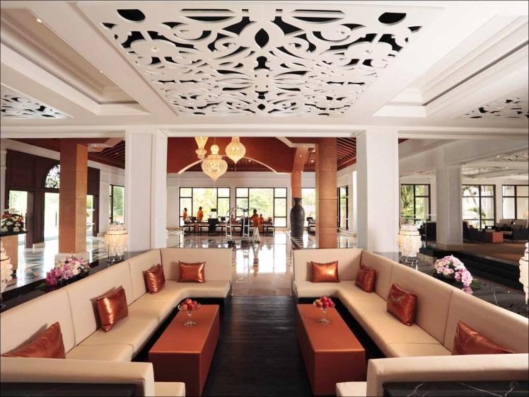 Vivanta by Taj, Bentota Sri Lanka, Lobby